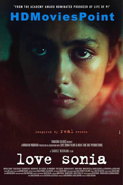 Poster Love Sonia 2018 Download Full Movie Hindi 720p