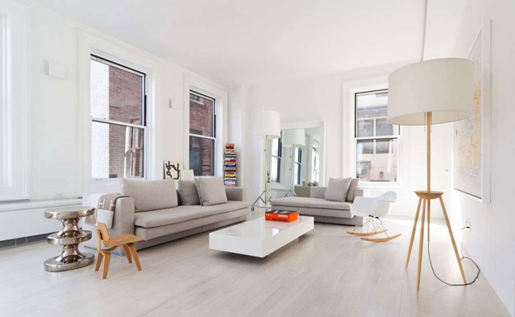 World of Architecture: Bright And Modern New York Apartment ...
