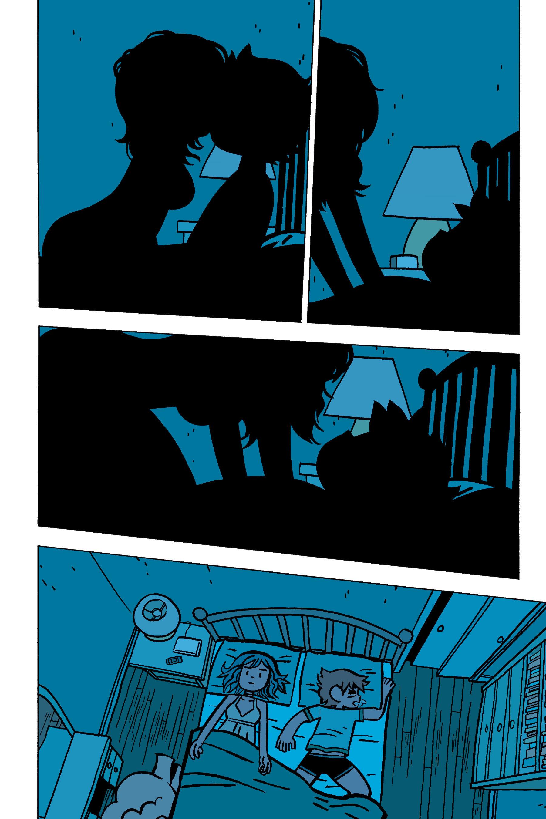 Read online Scott Pilgrim comic -  Issue #5 - 102