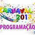 VEJA A PROGRAMAÇÃO DO CARNAVAL DE BOM CONSELHO