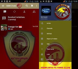 BBM MOD Sriwijaya FC