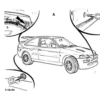 repair-manuals: Ford Sierra Escort Cosworth RS Repair Manual