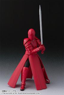 S.H.Figuarts de Star Wars: The Last Jedi - Tamashii Nations