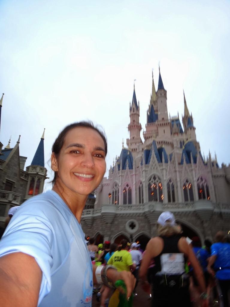 Maratona da Disney Desafio do Dunga