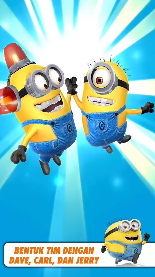 Minion Rush For PC Free Download - GooGamers