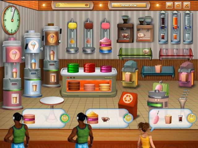 لعبة طبخ الكيك Cake Shop