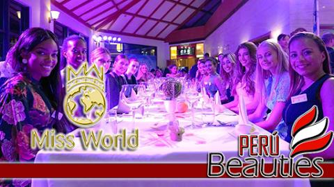 Miss World 2017 | Golf Club BBQ dinner