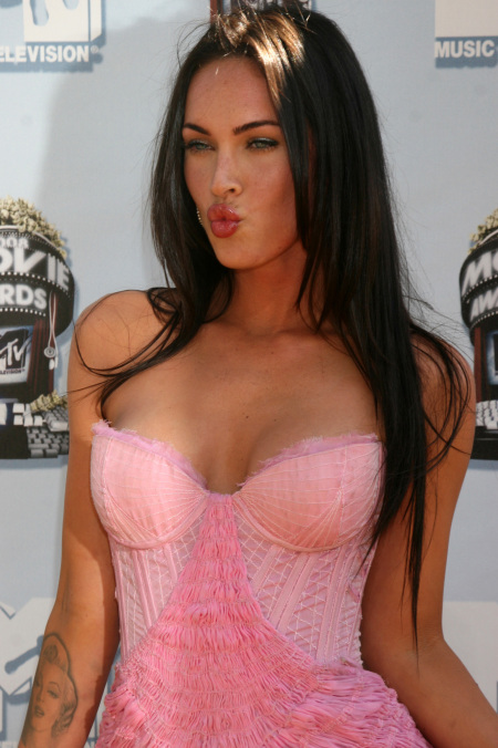 megan fox naked pictures