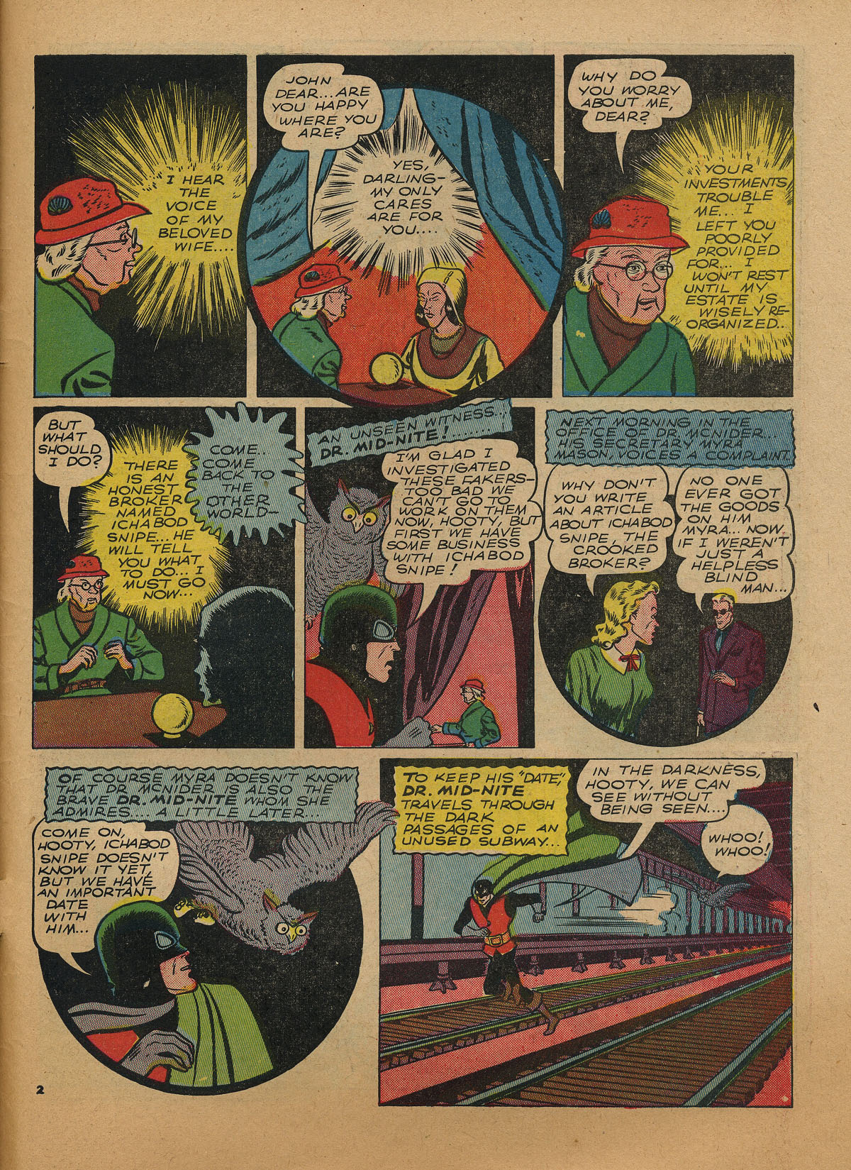 Read online All-American Comics (1939) comic -  Issue #31 - 61