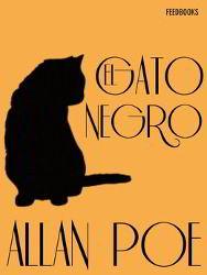Portada del libro gratis completo El gato negro Descargar pdf gratis