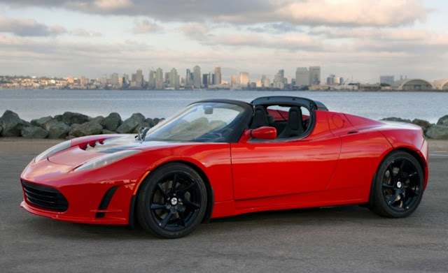 Coche Tesla Roadster