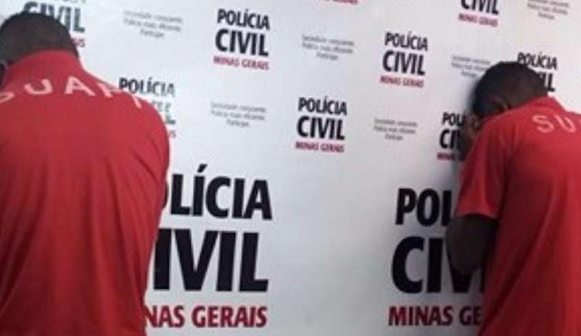 A Polícia Civil prendeu dois homens apontados como responsáveis pelo assassinato de um motoboy de 22 anos no bairro Paulo VI, na região Nordeste de Belo Horizonte. O crime ocorreu dentro de uma pizzaria em 19 de maio deste ano e os suspeitos foram detidos na terça-feira (20). Os dois são primos e têm 31 e 34 anos.