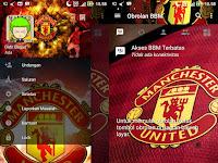 BBM MOD Manchester United Full Dp Terbaru 2016 - Clone/Unclone