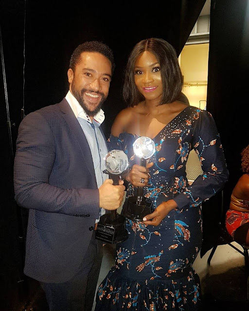 Super hot Nollywood Actress, Aisha Mohammed bags an international award