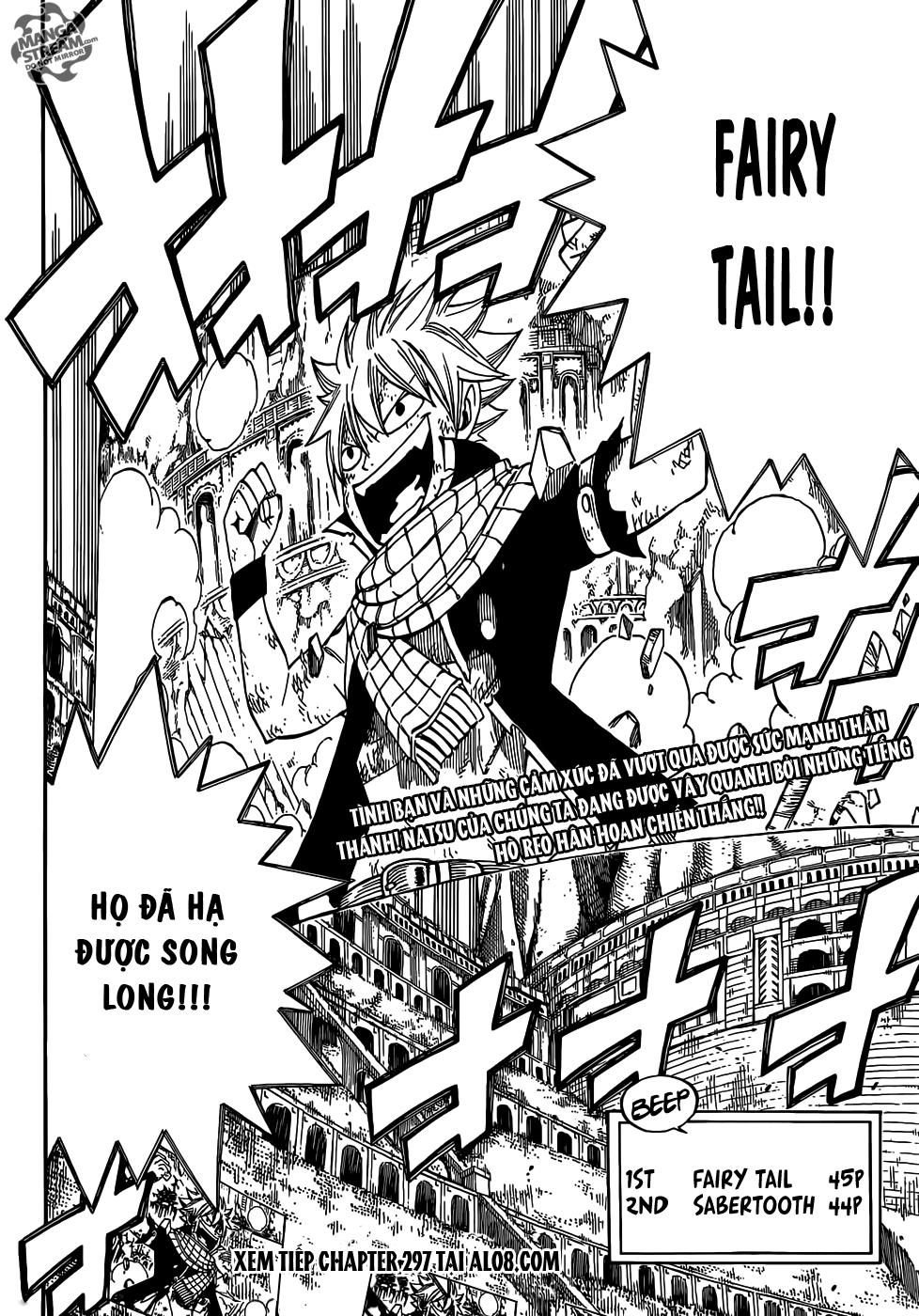 Fairy Tail chap 296 trang 19