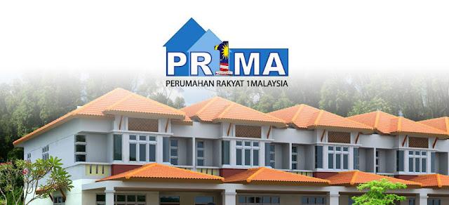 Daftar Permohonan Rumah PR1MA 2017 Online