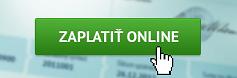 Platba knihy online