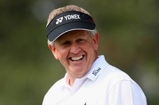 nhà thiết kế sân golf tài ba Colin
