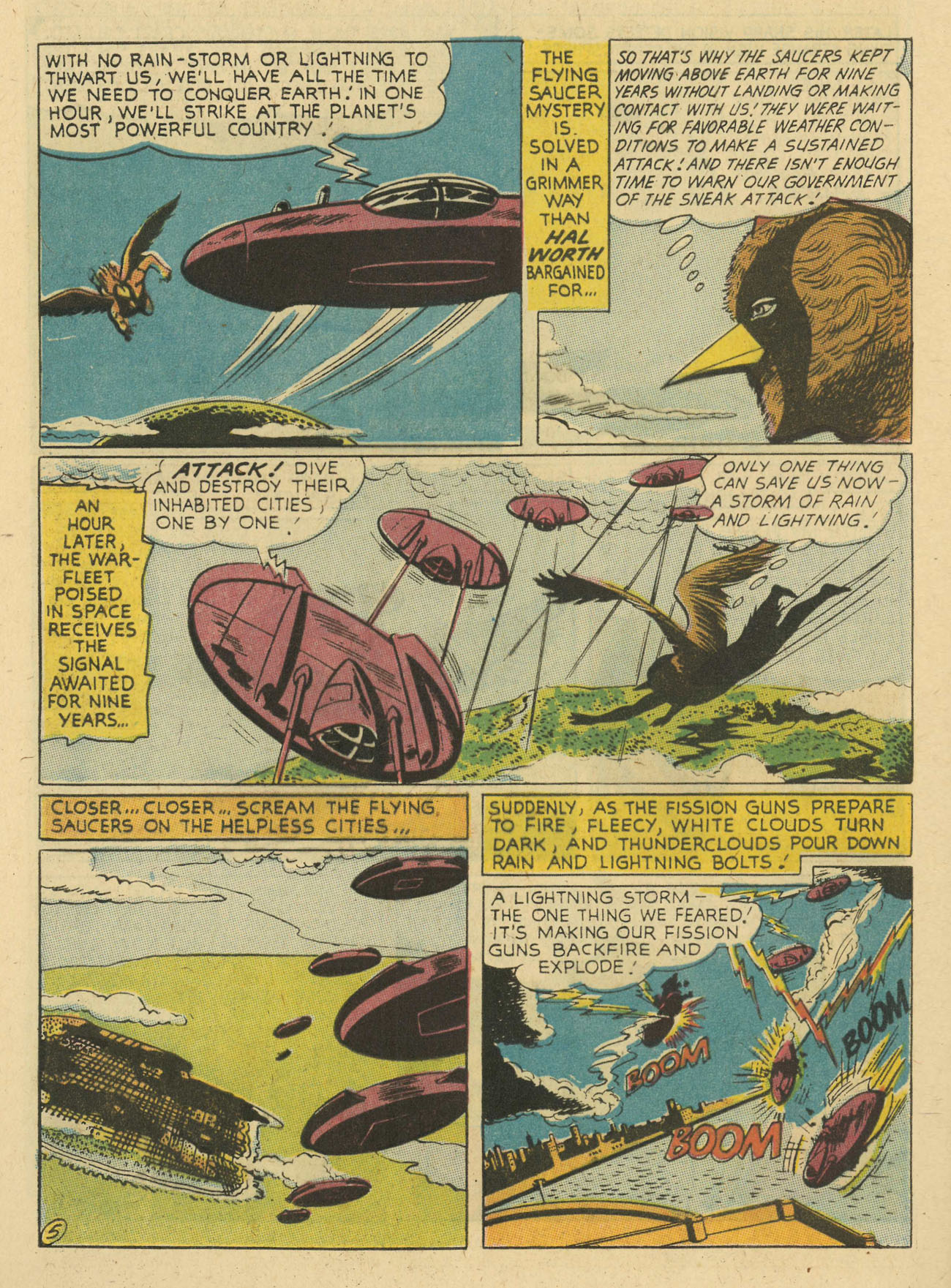 Hawkman (1964) issue 24 - Page 32
