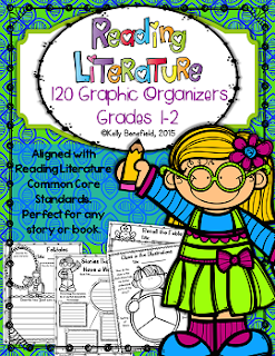 https://www.teacherspayteachers.com/Product/Common-Core-Reading-Literature-Graphic-Organizers-Grades-1-2-1947353