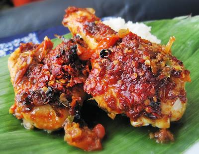 Resep Ayam Bakar Bumbu Bali Istimewah | Menumasak.com