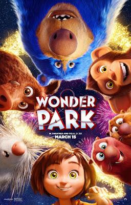 Wonder Park 2019 DVD R1 NTSC Latino