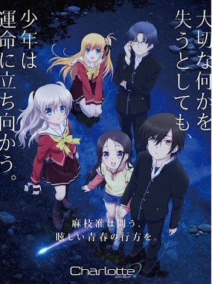 Cover Anime Charlotte