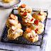 STRAWBERRY & WHITE CHOCOLATE CHOUX BUNS