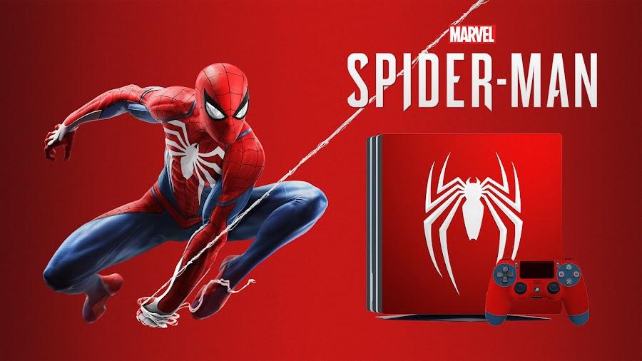 spider-man ps4 pro bundle leaked