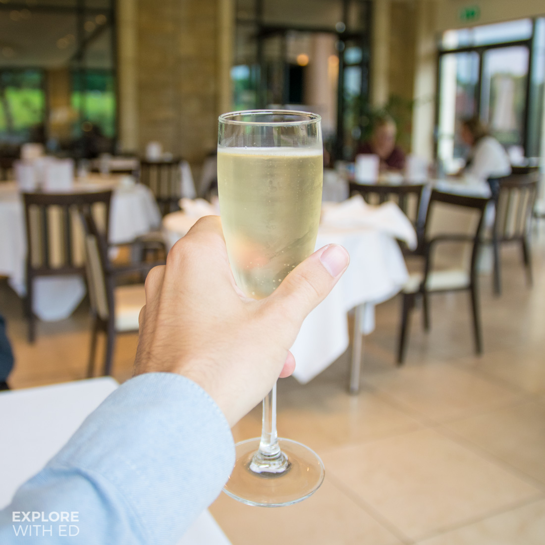 Champagne and Prosecco Afternoon Tea at The Celtic Manor