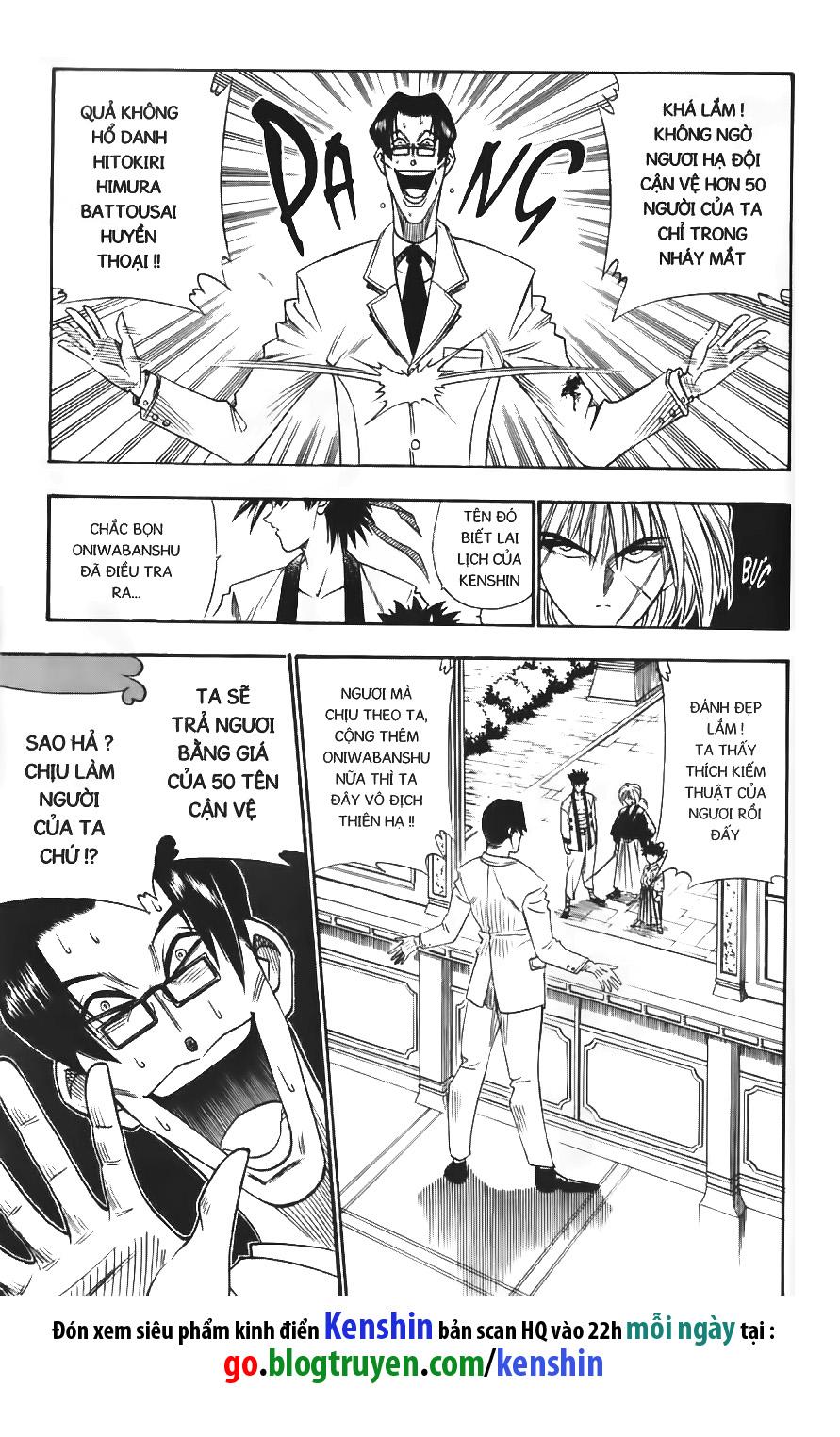 Rurouni Kenshin chap 22 trang 6