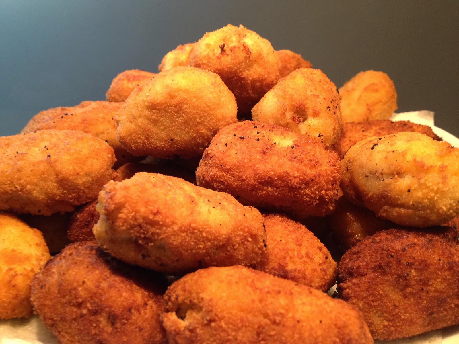 Croquetas de cocido madrileño - receta - el gastrónomo - el troblogdita