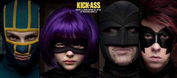 Film Kick-Ass 2 (2013) | Sinopsis Film Action Comedy Terbaru 2013