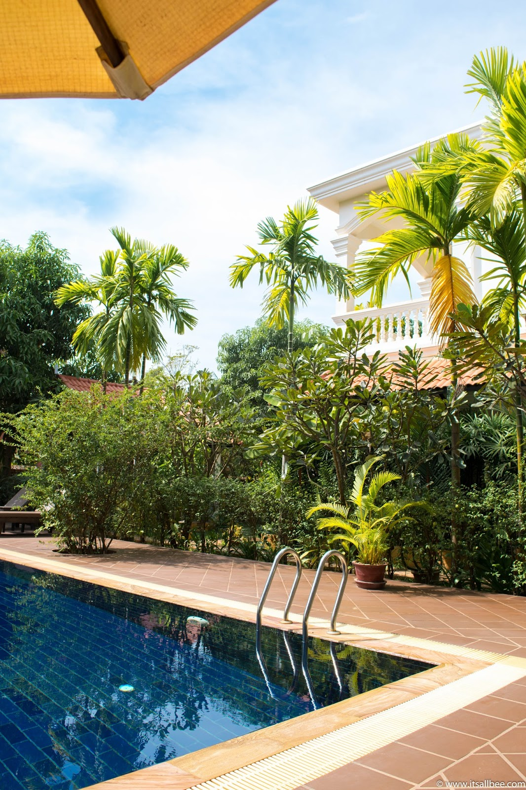 Cambodia | Where To Stay In Siem Reap In Pools