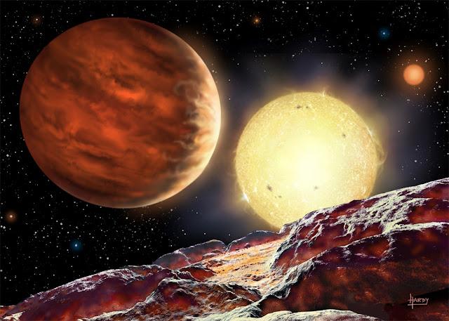 Exoplaneta descoberto por jovem de 15 anos