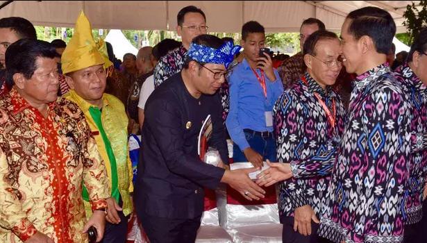 Ridwan Kamil Siap Masuk Tim Kampanye Jokowi