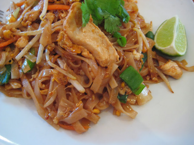 Thai Metro Charlotte Street | London pad thai