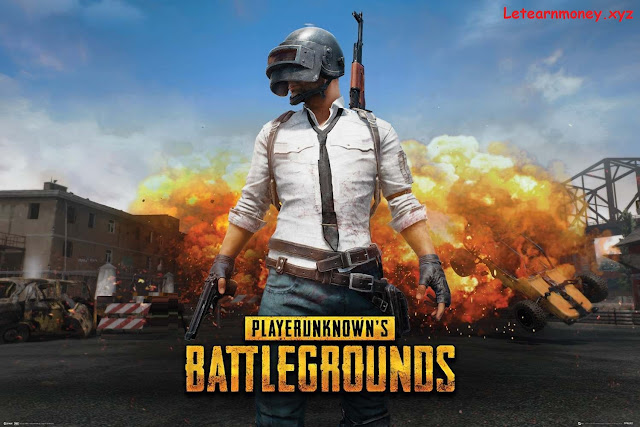 Make Money By Playing PUBG - Let Earn Money