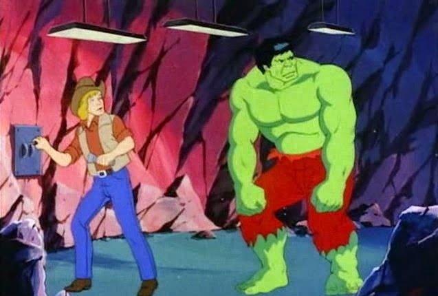 O Incrível Hulk - Desenho Animado 1983 Desenho 480p TVRip completo Torrent