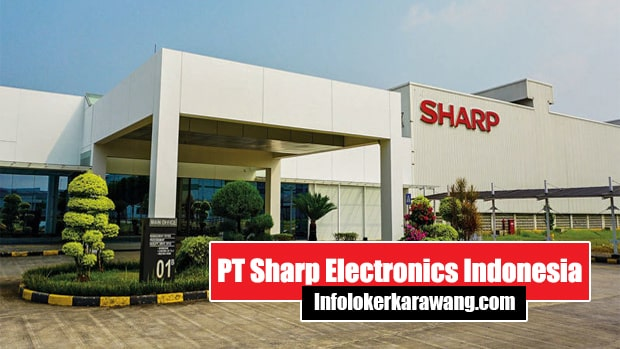 PT Sharp Electronics Indonesia Karawang