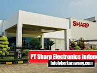 Lowongan Kerja PT Sharp Electronics Indonesia Karawang 2020
