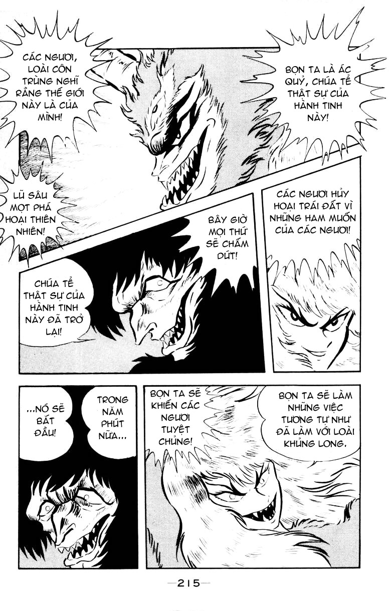 DevilMan chapter 16 trang 15