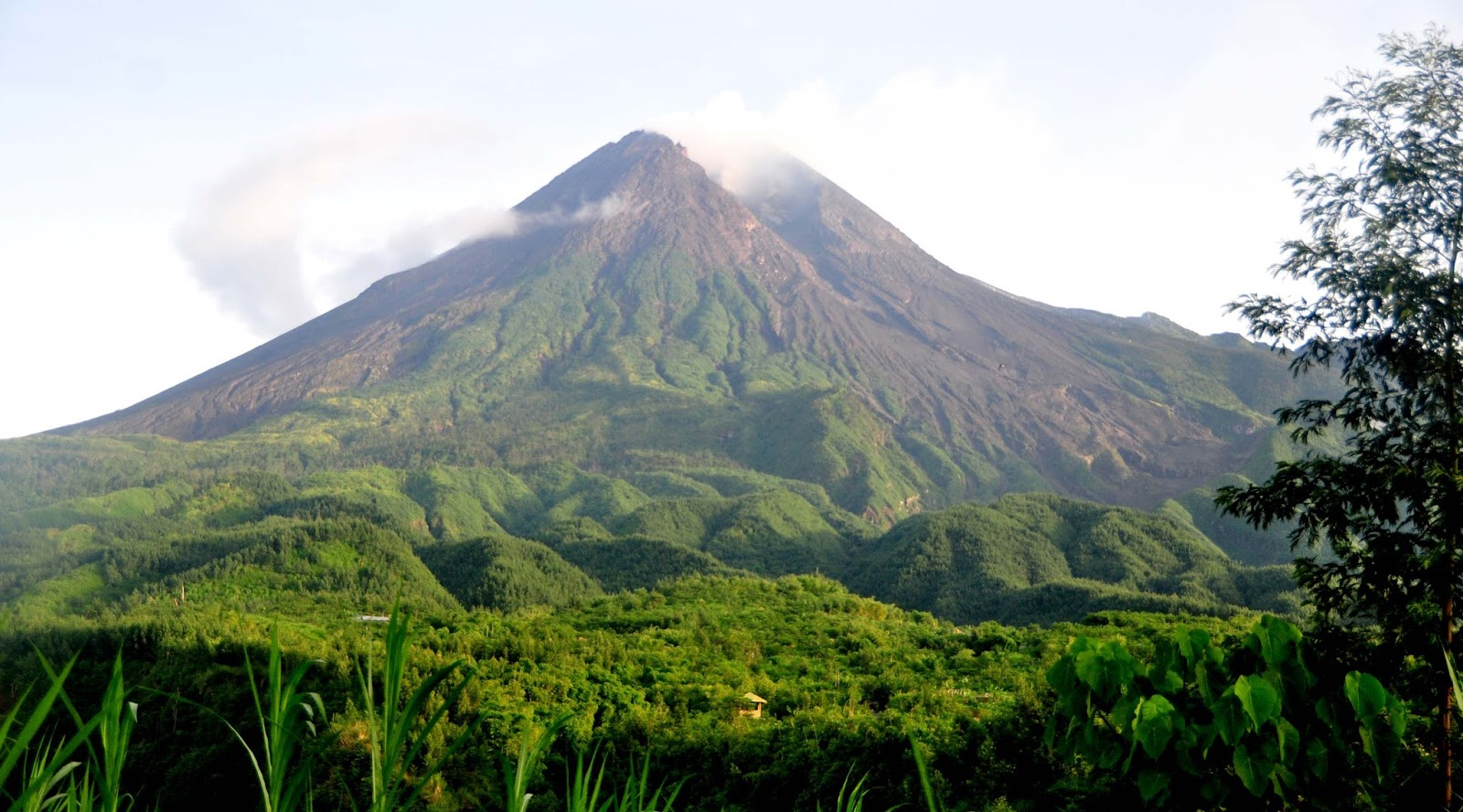 Tempat Tempat Wisata di Daerah Gunung Merapi Jogja - Yogyakarta
