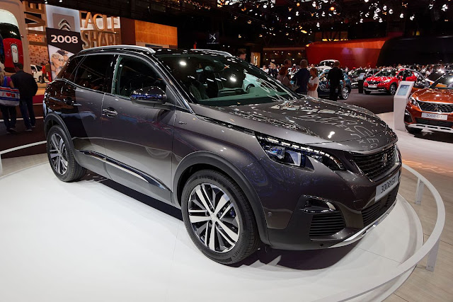 Peugeot Siap Luncurkan SUV Baru Tahun Depan, Peugeot 3008