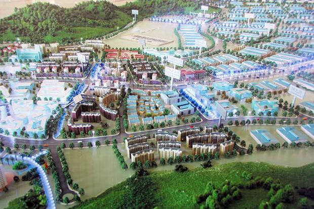 Projet à Sihanoukville. Photographie AKP.
