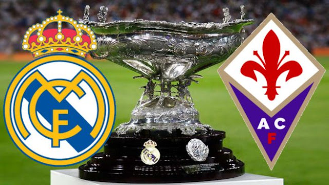 Real Madrid vs Fiorentina Full Match & Highlights 23 August 2017