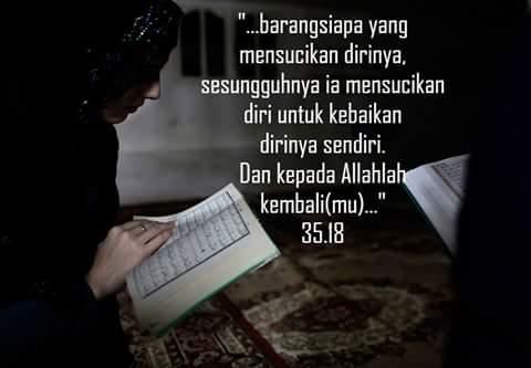 Kupulan Kata Kata Mutiara Al Quran Bergambar Mukjizat Dan Doa