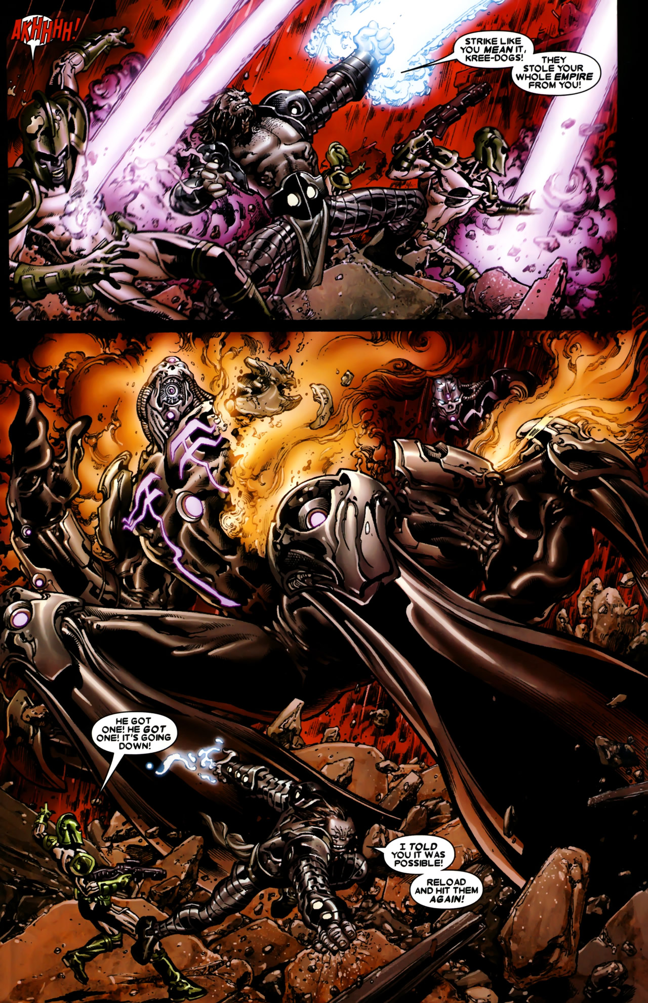 Read online Annihilation: Conquest comic -  Issue #1 - 4