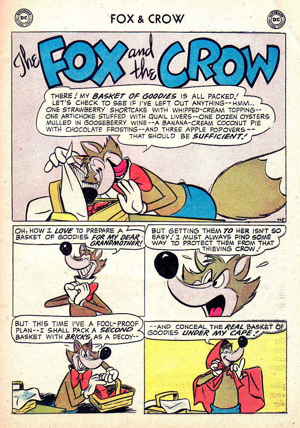 The Fox and the Crow issue 41 - Page 27