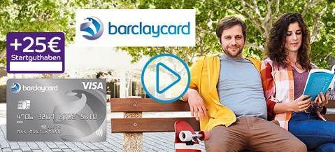 kostenlose kreditkarte mit 25 startguthaben barclaycard new visa mit 0 zinsen bis 2 monate. Black Bedroom Furniture Sets. Home Design Ideas